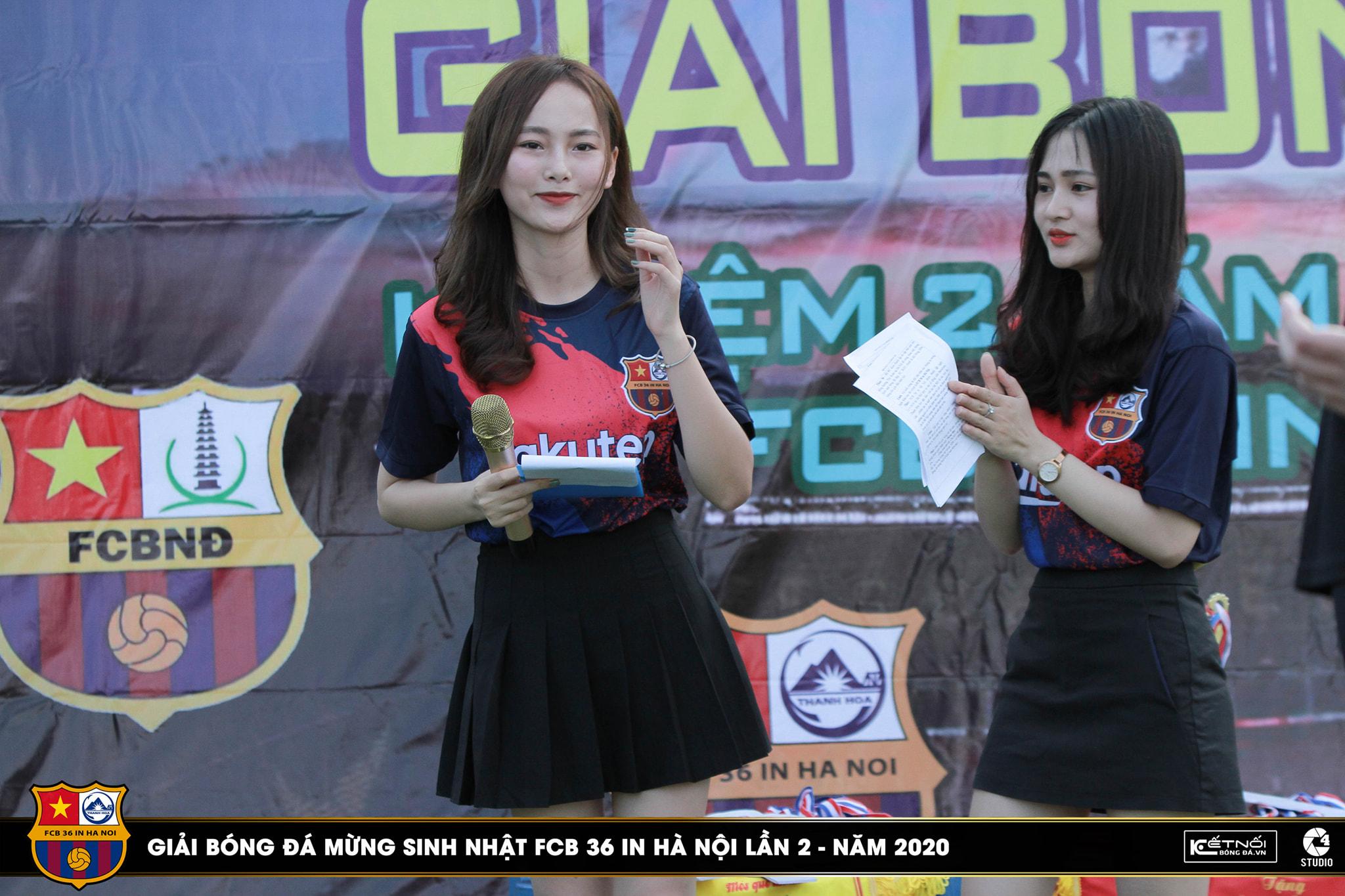 2 MC của chương trình