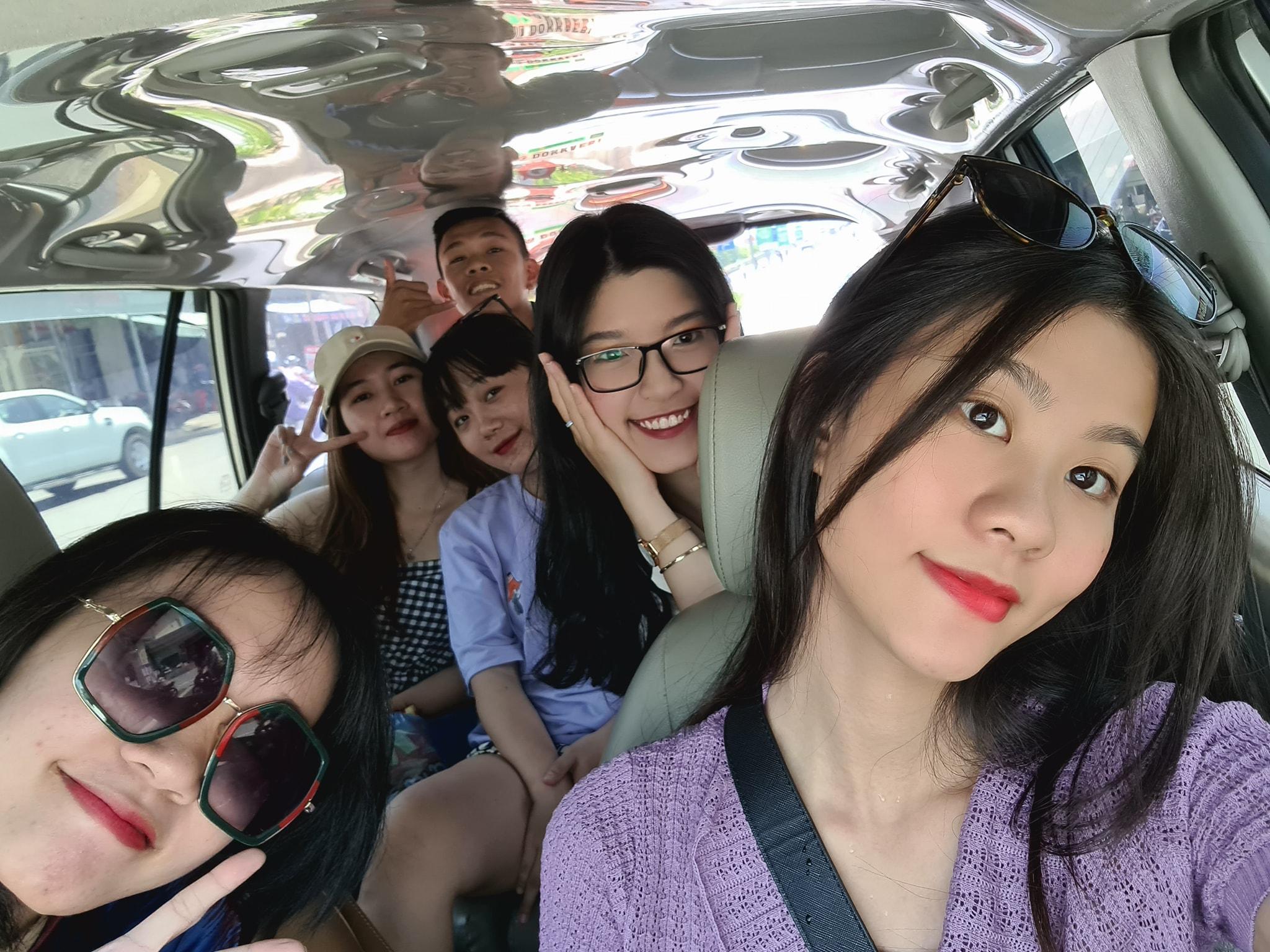 Đội nữ do Thái Kim Châu dẫn đầu tiến về Huế